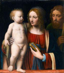 Возрождение Святое семейство 2