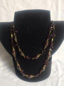 Beaded necklaces Для матусі
