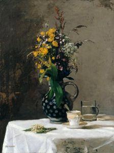 Тома Ганс Букет цветов