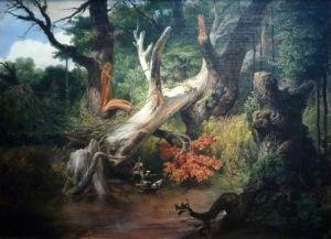 Орієнталізм Полювання в Понтійських болотах