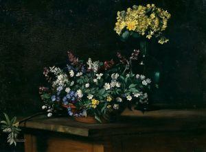 Тома Ганс Весенние цветы