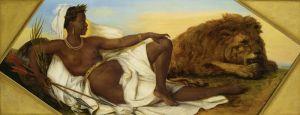 Дюбуа Франсуа Аллегории континентов - Африка