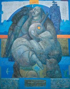 """Украинское современное искусство Из серии """"Казак Мамай"""" - 114"""