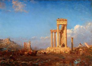Зим Феликс Руины, Пальмира