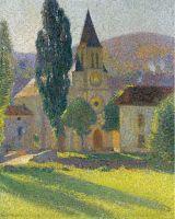 Церковь в Ла Бастид-дю-Вар