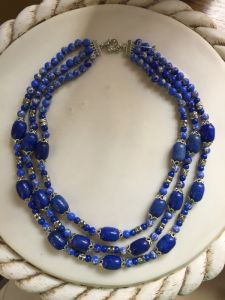"""Ожерелье из бирюзы Ожерелье """"Бирюзовая счастья"""""""