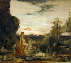 Символізм Геркулес і лернейська гідра