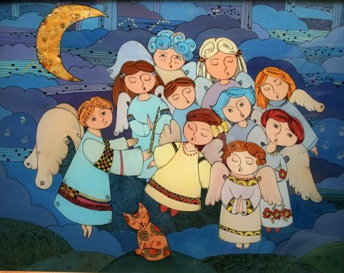 Ангельский хор - изображение 1