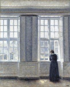 Хаммерсхей Вильгельм Высокие окна