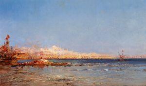 Зим Феликс Вид на Константинополь