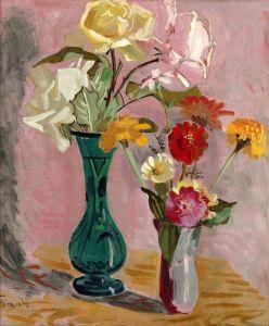 Експресіонізм Квітковий натюрморт №2