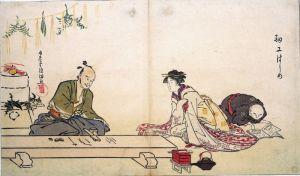 Восточная живопись Saiko hajime