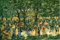 Майский праздник в Центральном парке 2