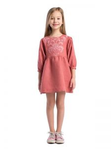 Вышиванки детские Платье для девочки Sun Light Kids