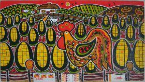 Стародубцева  Светлана Желтая кукуруза