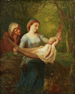Академізм Щастя материнства