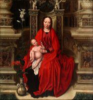 Богородица с ребенком