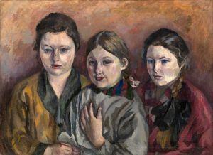 Авангард Семейный портрет
