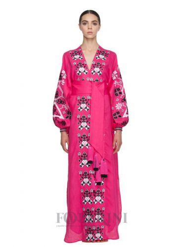 Платье-вышиванка «Эдельвейс»