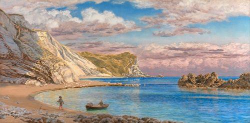 Скелі «Мен-оф-Вор», узбережжя Дорсет