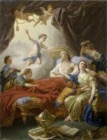 Аллегория о смерти Дофина