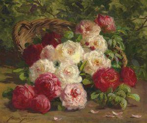 Грейвс Эббот Фуллер Натюрморт с розами 2