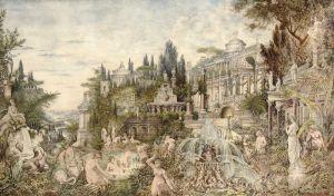 Котарбинский Вильгельм Очарованный сад