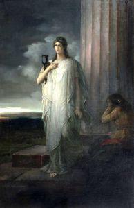 Котарбинский Вильгельм Греческая девушка