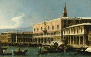 Рококо Венеція, вид з Моло
