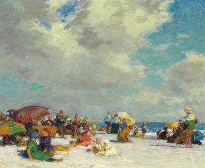 Потхаст Эдуард Генри A Summer Afternoon