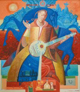 """Украинское современное искусство Из серии """"Казак Мамай"""" - 110"""