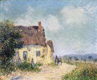 Белый дом в Сен Сюр дю Водрейль