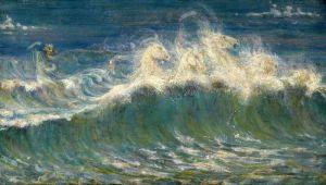Прерафаэлитизм Кони Нептуна