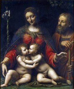 Возрождение Святое семейство
