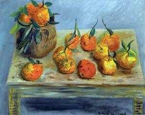 Модерн Натюрморт с апельсинами