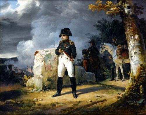 Наполеон в Шарлеруа, червень 1815