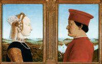 Портрет герцога Федеріго Монтефельтро і герцогині Баттісти Сфорца