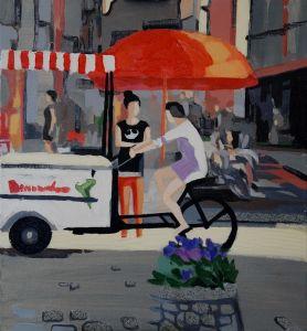 Грицик Марта Мороженое