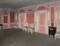 Интерьер в стиле Людовика XVI