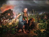 Сцена з французької кампанії, 1814 рік
