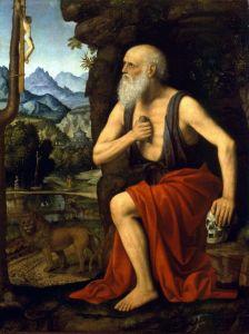 Возрождение Святой Иероним