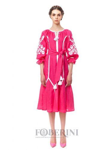 """Сукня-вишиванка """"Ранкова квітка"""""""