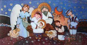 Курій-Максимів Наталя Різдво