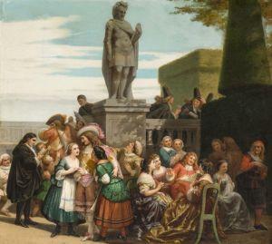 Общество в Версале