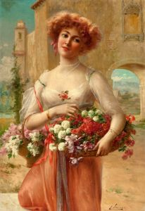 Вернон Эмиль Aux Roses