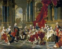 Семья короля Филиппа V