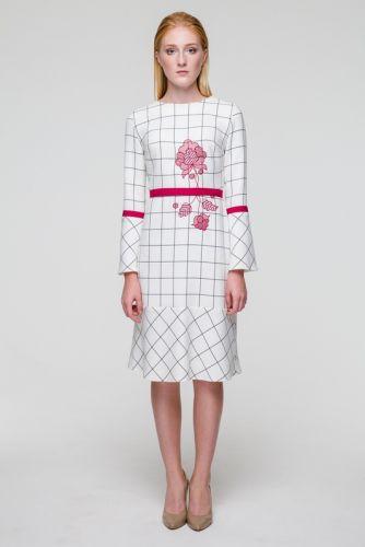 Сукня Косиця біла