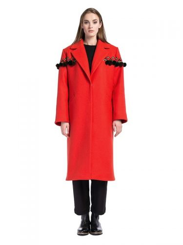 Женское пальто Terracotta.W
