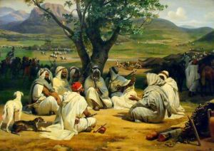 Орієнталізм Нарада арабських ватажків