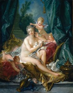Туалет Венеры